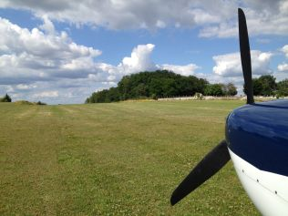 Prêt au décollage