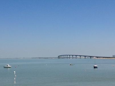 Entre La Rochelle et l'ile de Ré