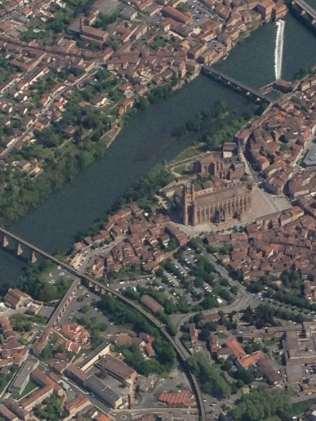 Bâtisseur de cathédrale: Albi