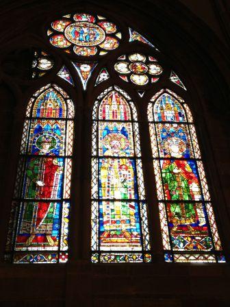 Vitraux cathédrale de Strasbourg