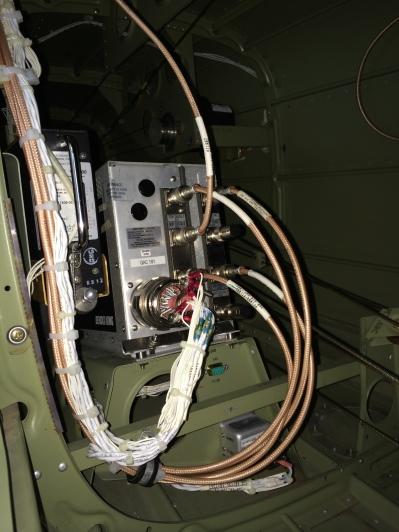 KTA 810 (computer) installé en soute