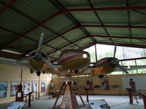 Hangar en hommage à Brel