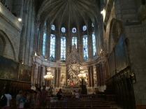 Nef de la cathédrale
