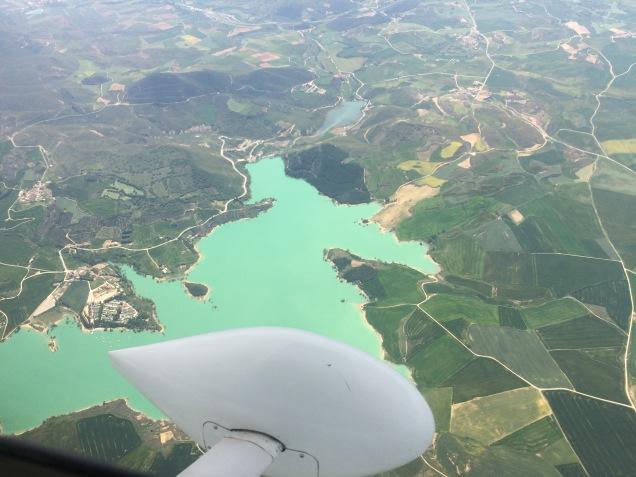 Incroyable couleur de l'eau, nord de l'Espagne